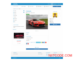 Classified Ads just like jiji and olx  CMS PHP Script - Classified