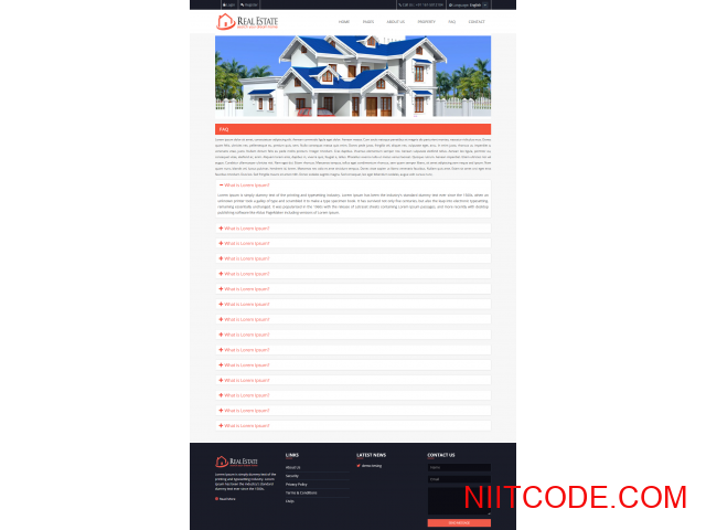Real Estate Script with Admin, Agent and Renter/Buyer site - 10/11