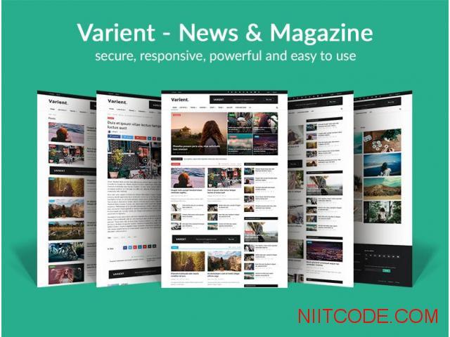 News & Magazine Script - 1/10