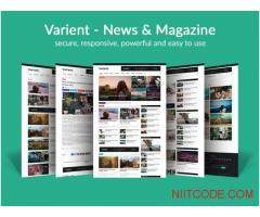 News & Magazine Script