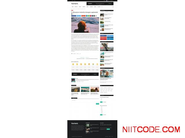 News & Magazine Script - 2/10