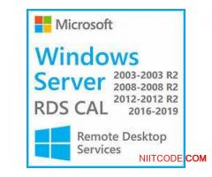 WINDOWS SERVER 2013 LICENSING + 1000 CAL