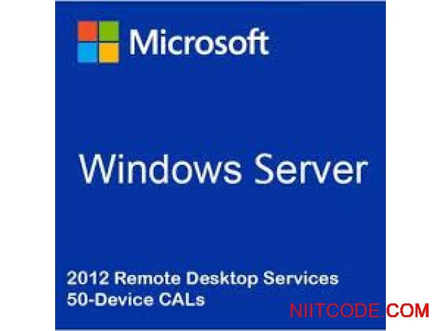 WINDOWS SERVER 2013 LICENSING + 1000 CAL - 4/4