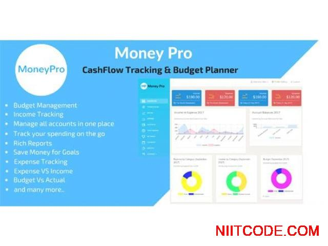 Accounting Software Tricky money Management Pro Multi User - 1/7