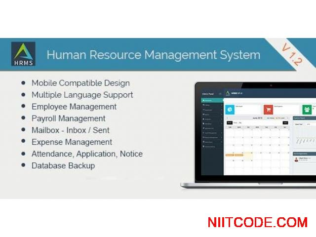 Human Resource Management System (HRMS) - 1/7